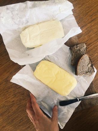 butter tasting